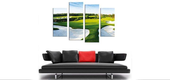 Печать изображений на холсте различных форматов от компании «На холсте»