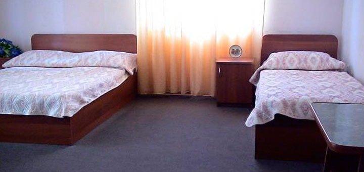 От 3 дней отдыха в сентябре в отеле «Перекресток» в Железном Порту