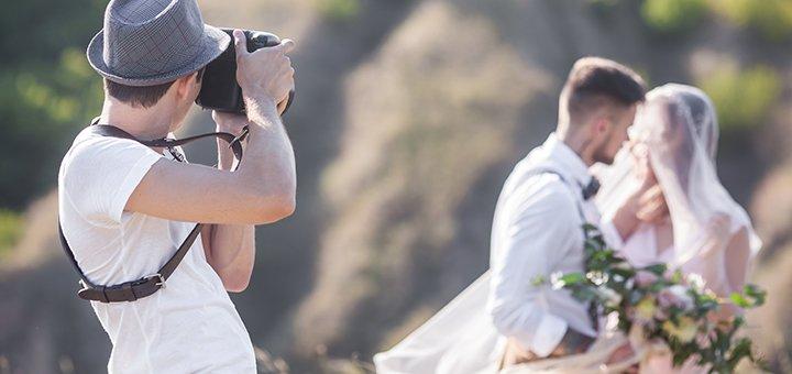 Свадебная фотосъемка на выбор от «Fotomafia Project»