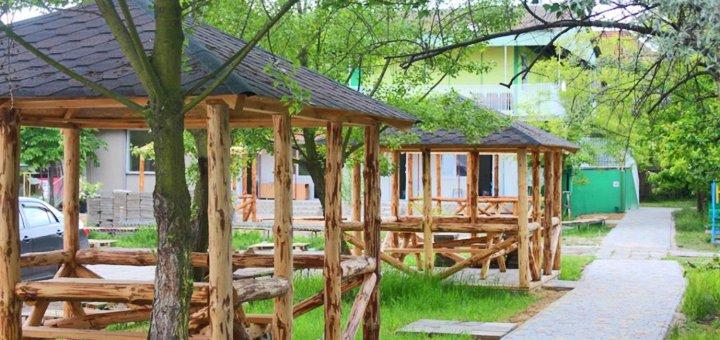 От 3 дней отдыха в пансионате «Южная София» в Затоке