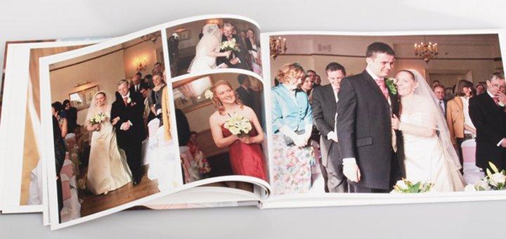 Печать фотокниг Gloss от компании «Рrint-book»