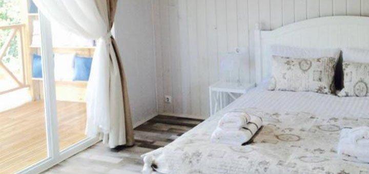 От 2 дней отдыха в будние дни для двоих в коттеджах комплекса «Relax villa Poduszka» под Киевом