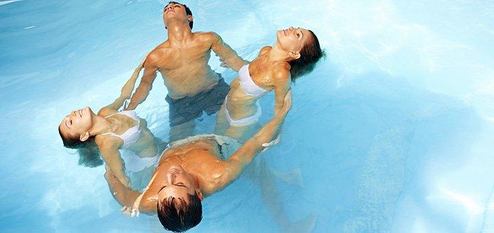 До 11 занятий аквааэробикой в спортивно-оздоровительном центре «Тритон»