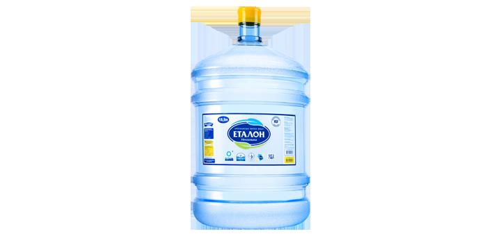 Скидка 50% на бутылированную воду ТМ «Эталон»