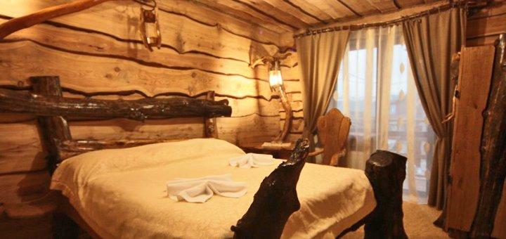 От 3 дней отдыха осенью в арт-отеле «Выкрутасы» в Буковеле