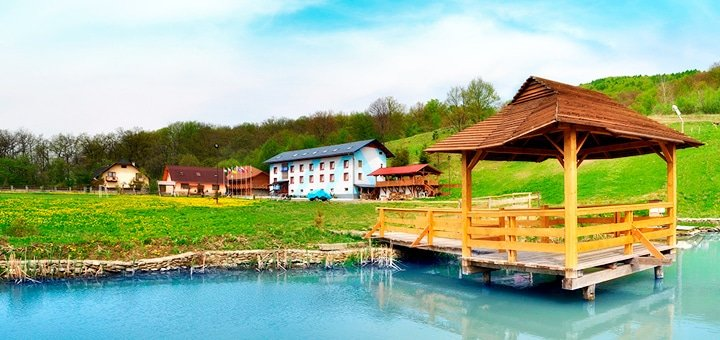 От 4 дней отдыха в отеле «Club Visson» в Карпатах