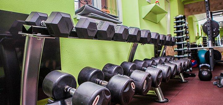 До 12 месяцев посещения тренажерного зала в фитнес-клубе «Motion Sport&Spa»