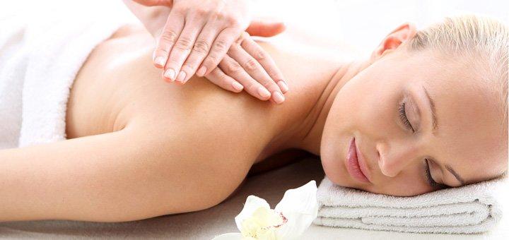 До 10 сеансов массажа на выбор в салоне красоты «Bellaciao»
