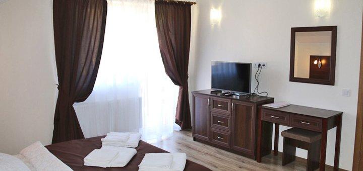 От 3 дней VIP-отдыха в апартаментах гостиничного комплекса «Фантазия» в Поляне