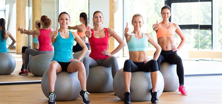 До 12 эффективных занятий фитнесом в фитнес-клубе «Endorfin»