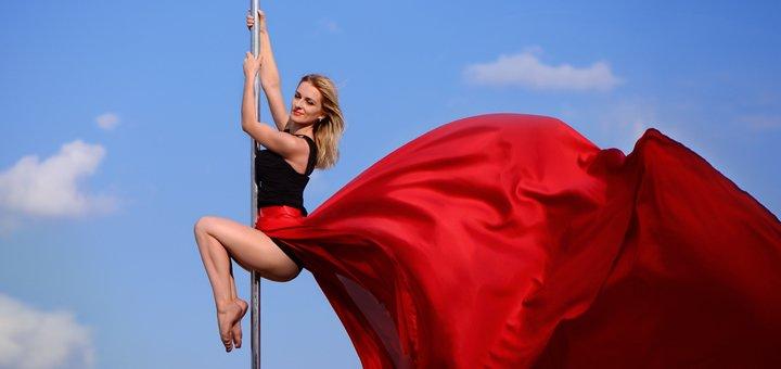 До 16 занятий Pole Dance в клубе «Крепкий Бетон»