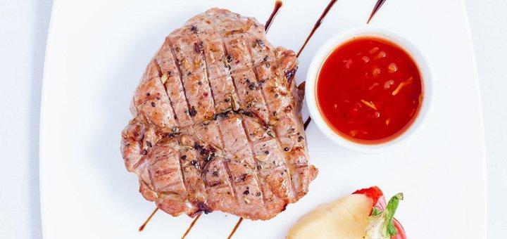 Скидка 50% на все меню кухни, настойки, коктейли, пиво, чай и кофе в ресторане «Poplavok»