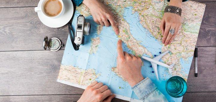 Скидка 1200 грн и бонус на все пакетные туры во все страны мира от компании «Mega Realty»