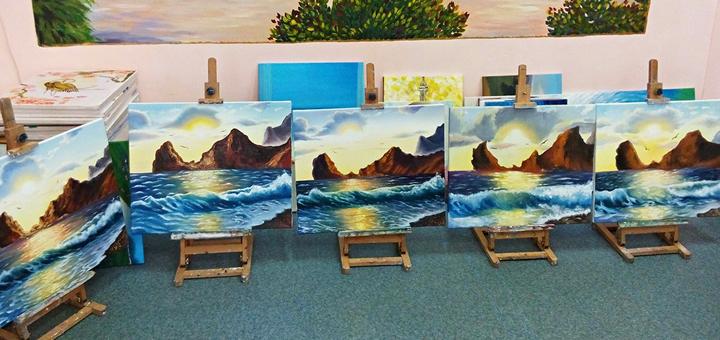 До 12 занятий базового курса рисунка и живописи в студии художественного творчества «7 чудес»