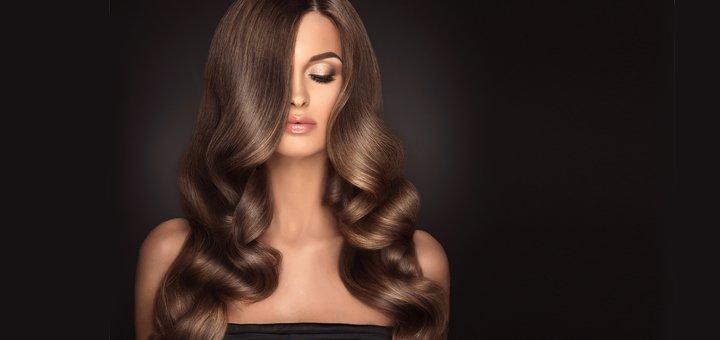 До 2 сеансов стрижки, кератинового восстановления волос в салоне красоты «Винтаж»