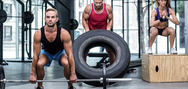 До 3 місяців безлімітного відвідування занять з кроссфіту у клубі «Lviv Garage Gym»