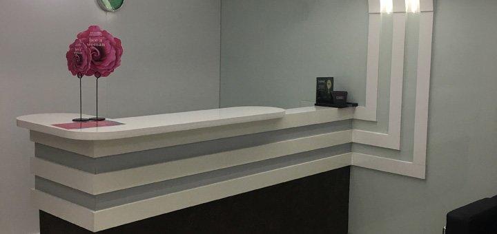 До 7 сеансов Elos - лечения акне, постакне в Клинике «Laser Health»