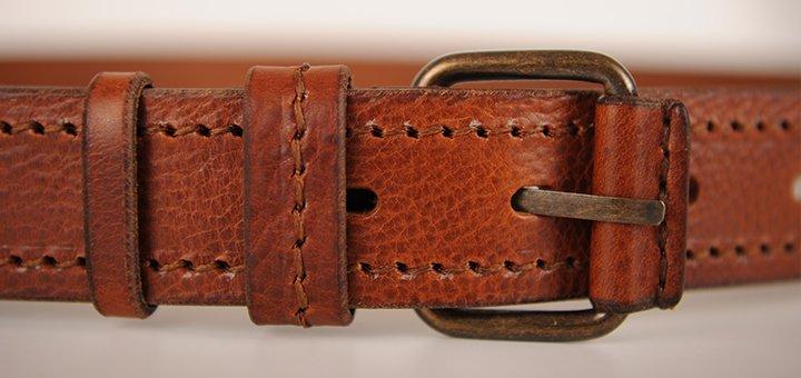 Скидка 17% на все кожаные ремни в магазине «Baellerry Украина»