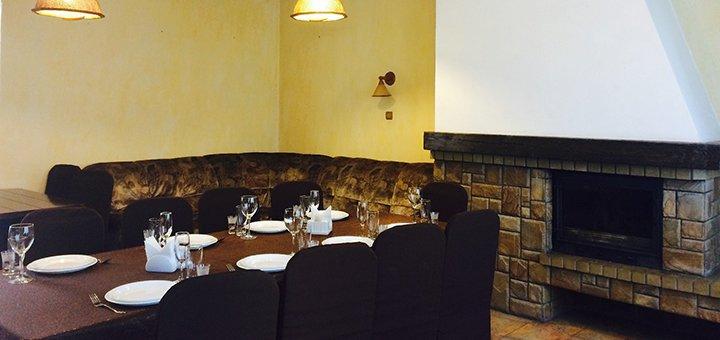 Скидка 50% на всё меню кухни и пиццу в новом gastrobar «Lataria»