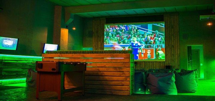 Скидка 40% на PS4 очки виртуальной реальности в игровом центре «Skyroom»
