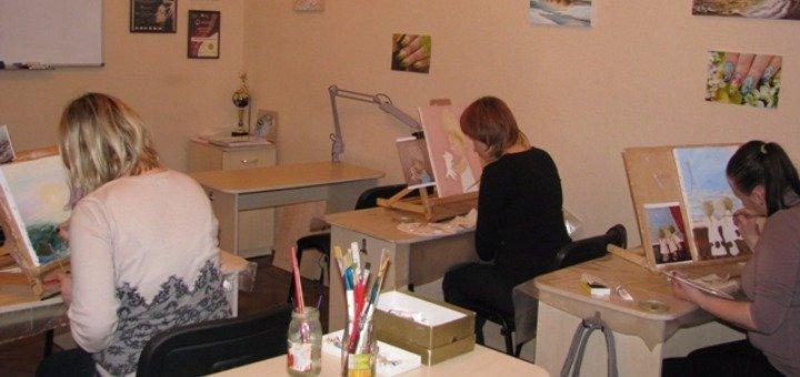 Мастер-класс по акварели «Фуд-иллюстрация» в студии художественного творчества «Арт-палитра»