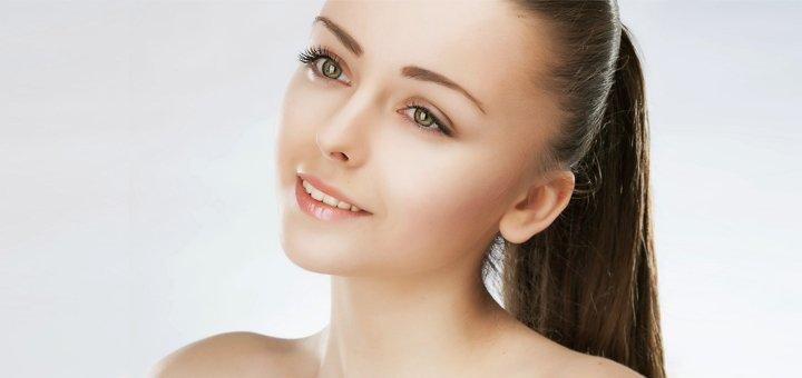 Чистка лица на выбор в кабинете лечебной косметологии «KRASA»