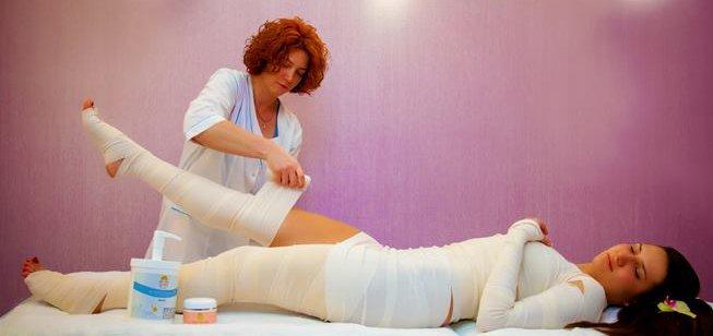 Скидка 20% на антистрессовую-антицеллюлитную программу в салоне красоты «Style Nika»
