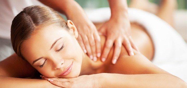 До 5 сеансов массажа спины от «Студии профессионального массажа»