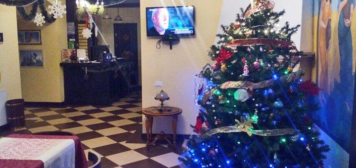 От 3 дней зимнего отдыха в отеле «Золотая подкова» рядом с подьемником в Славском