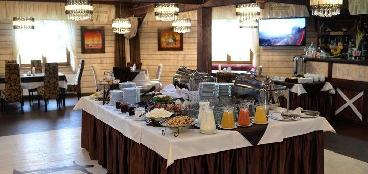 Неделя VIP-отдыха и SPA-оздоровления в отеле Medical&SPA «ТАОР-Карпаты» в Сходнице