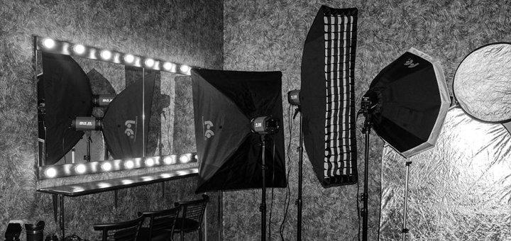 Новогодняя студийная фотосессия от студии «Art Photo Studio»