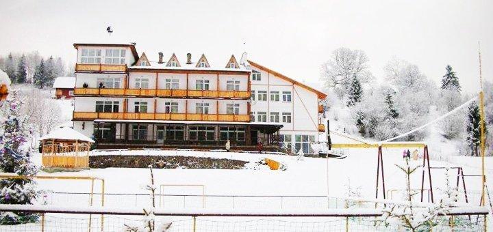 All inclusive по-карпатски и мастер-класс по горным лыжам, бассейны в «Admiral-SPA» в Славском