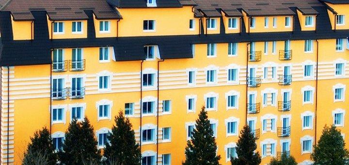 От 3 дней одыха в отеле «Royal Променад» с пакетом «All SPA» в Трускавце