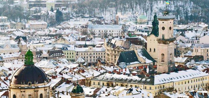 Новогодний тур «Феерия во Львове» от туроператора «Rich Tour»