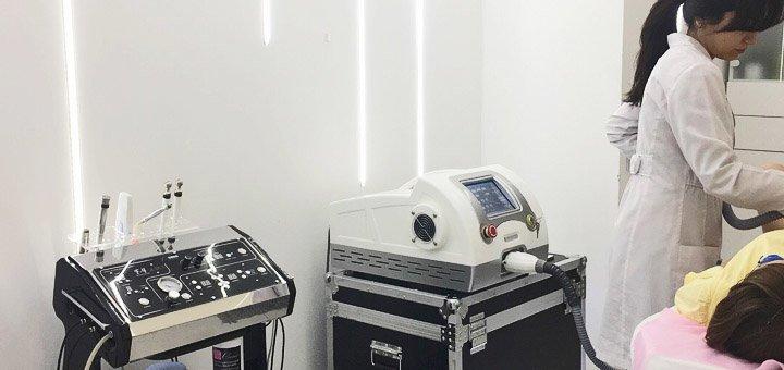 До 5 сеансов лазерной эпиляции на аппарате Lumenis Light Sheer в Клинике «Laser Health»