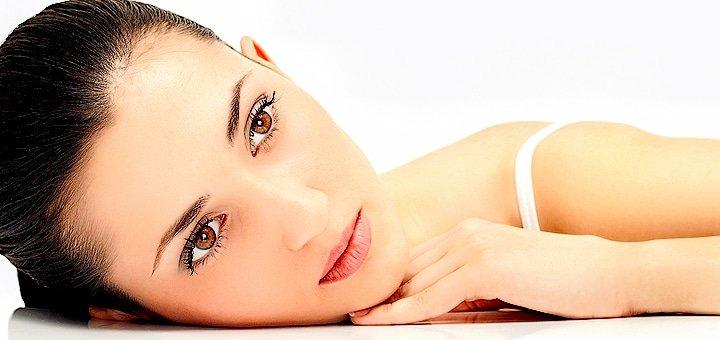 Идеальное личико! 1 или 3 сеанса безинъекционной мезотерапии кожи лица в салоне красоты «Арт-релакс»! От 225 грн.!