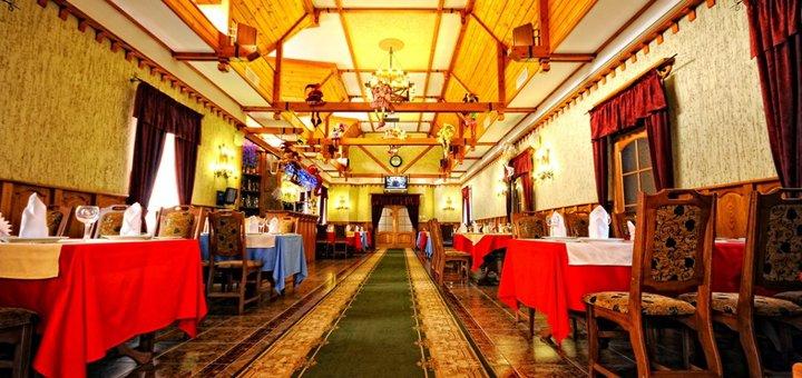 От 4 дней отдыха в коттеджном комплексе «Легенда Шаян» в Закарпатье