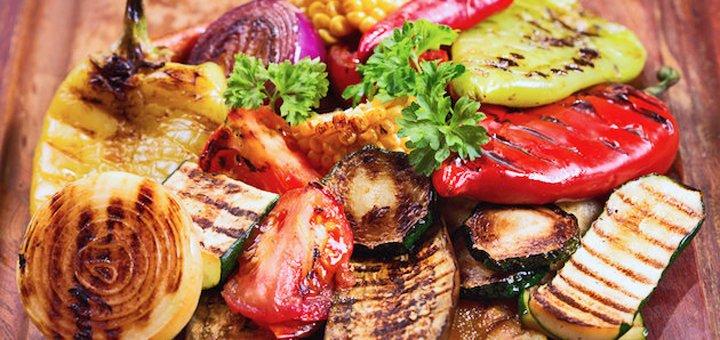 Доставка вкуснейшего горячего шашлыка и овощей гриль от «Парк Гриль»