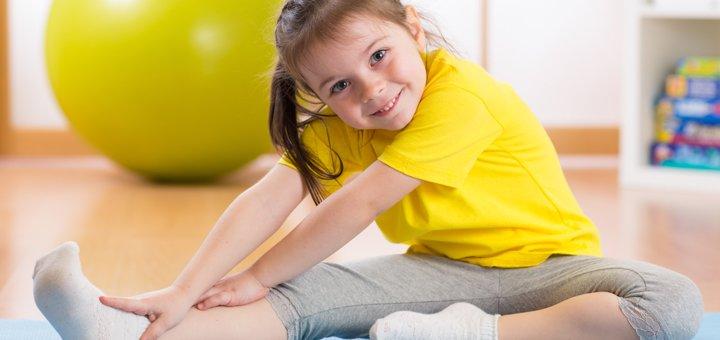 До 16 занятий для детей по стретчингу и Pole-Dance в школе танцев и растяжки «PaPillon»