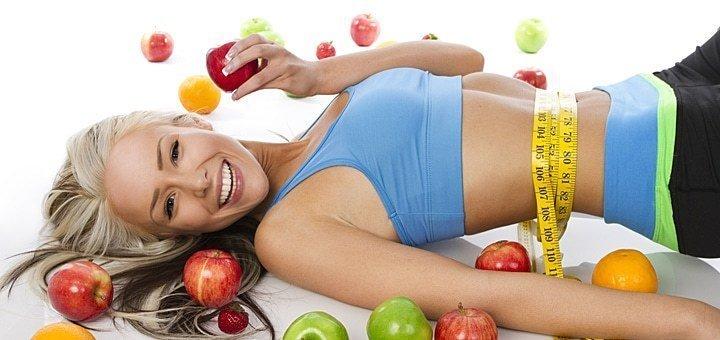 Скидкка 50% на индивидуальную программу диетолога для похудения, повышения энергии