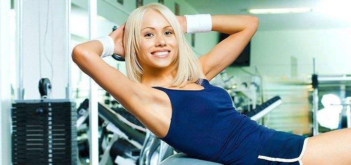 Будь первым! Будь лучшим! 3 месяца безлимитного посещения тренажерного зала в фитнес-клубе «Sport City» со скидкой 50%!