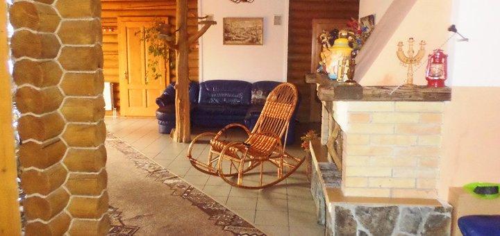 От 4 дней горнолыжного отдыха в отеле «Верховинский Двор» в Карпатах на курорте Красия
