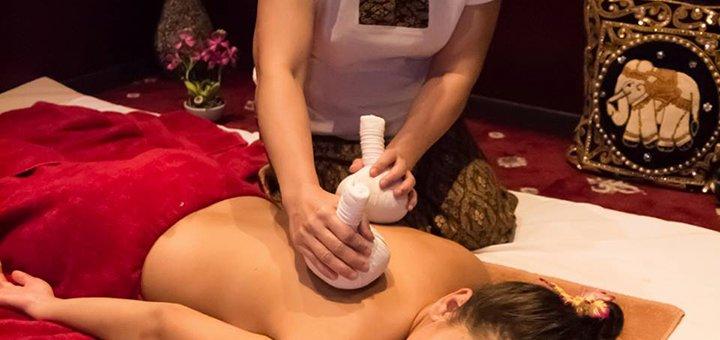 Тайский массаж на выбор от салона тайского массажа «ThaiRai»