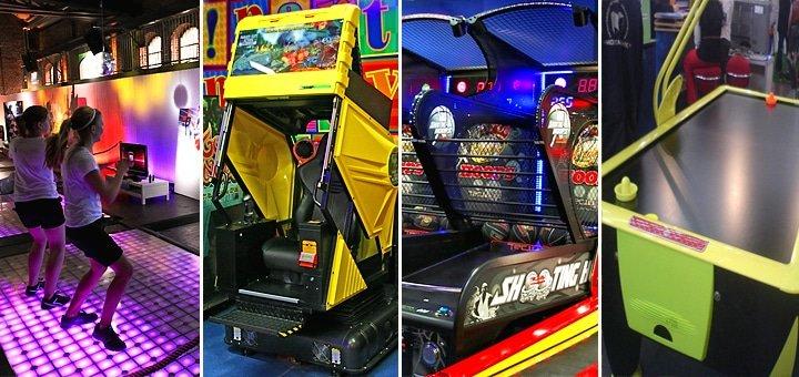 Игровые автоматы аттракционы тикетами игровые аппараты gaminator играть бесплатно без регистрации