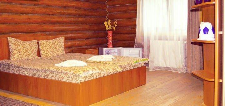 От 3 дней отдыха с завтраками и чаном в отельном комплексе «Здравница Карпат» в Закарпатье