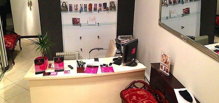 Поресничное классическое или объемное наращивание ресниц в салоне красоты «KoKo Beauty Style»