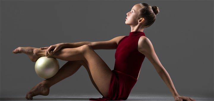 До 6 месяцев занятий художественной гимнастикой в клубе «Greka MMA»