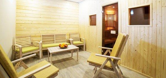 До 3 часов аренды сауны в комплексе под Киевом в «Ministerka Lake House»