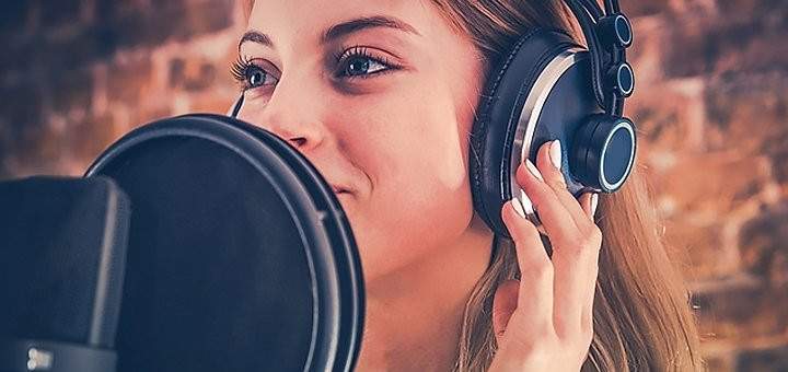 До 8 занятий вокалом в школе «Муза»