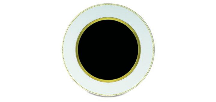 Скидка 10% на набор фарфора «BLACK & WHITE» для 12 персон